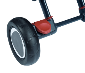 Roue du tricycle smoby
