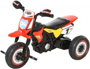 jouet moto cross à 3 roues