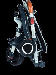 tricycle plié peu encombrant