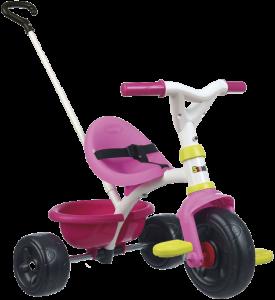 tricycle bébé rose
