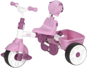 tricycle rose pour fille